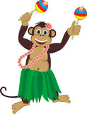 Dancing monkey Stock Photos