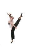 Dancing motion Stock Photos