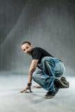 Dancing Movements Stock Image