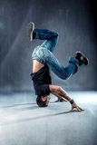 Dancing Movements Royalty Free Stock Photo