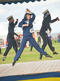 Dancing at Nairn Games Stock Image
