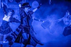 Dancing the night away! Royalty Free Stock Image