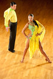 Dancing pasodoble Royalty Free Stock Photography