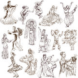 Dancing 1 Royalty Free Stock Images
