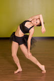 Dancing pose Royalty Free Stock Image