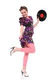 Dancing queen Royalty Free Stock Image