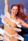 Dancing queen Royalty Free Stock Photos