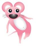 Dancing rat / mouse Royalty Free Stock Image