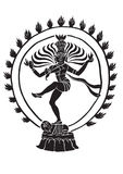 DANCING SHIVA Stock Photos
