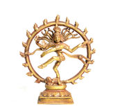 Dancing Shiva Royalty Free Stock Images