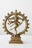 Dancing shiva in frame Royalty Free Stock Photography