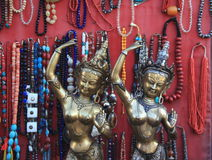 Dancing Shiva. Royalty Free Stock Photo