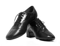 Dancing shoes Royalty Free Stock Images