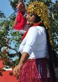 Dancing Somali Woman Royalty Free Stock Photography