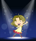 Dancing with the stars Royalty Free Stock Images