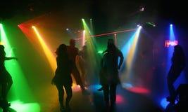 Dancing teenagers Royalty Free Stock Image