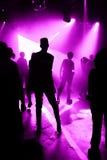 Dancing teenagers Royalty Free Stock Photo