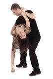 Dancing tnago Stock Images