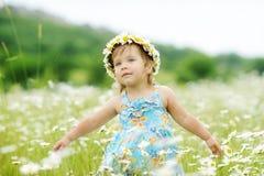 Dancing toddler Stock Photos