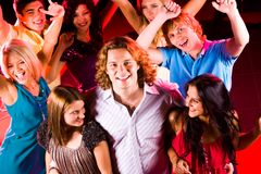 Dancing together Royalty Free Stock Photography