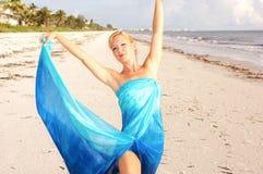 Dancing towards viewer Stock Images