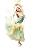 Dancing woman Royalty Free Stock Photos