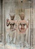 Dancingowe boginie Zdjęcia Stock