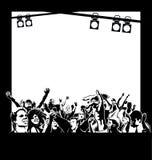 Dancingowi ludzie Obraz Stock