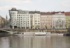 dancingowy domowy Prague Zdjęcie Stock