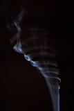 Dancingowy dym Obrazy Royalty Free