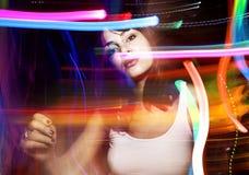 dancingowy liva Obraz Royalty Free