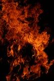 dancingowy ogień Obraz Royalty Free