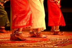 dancingowy tradycyjny Obrazy Stock