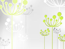Dandelion flower background Royalty Free Stock Images