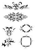 dandelion styl Fotografia Stock