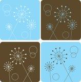 dandelions ilustracji