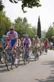 Dando um ciclo, Giro D'Italia 2009 Foto de Stock Royalty Free