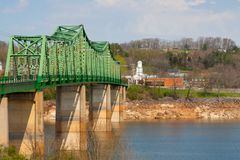 Dandridge, Tennessee Stock Photography