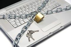dane bezpieczeństwa technologia Obrazy Royalty Free