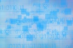 dane i ikon grafika Obrazy Stock