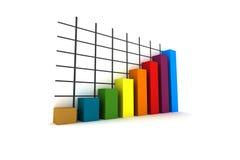 dane statystyczne Zdjęcia Stock