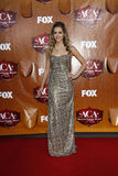 Danelle Leverett of The JaneDear Girls arrives at the American Country Awards 2011 Stock Photo