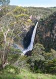 Dangars秋天, Armidale, NSW,澳大利亚 库存照片