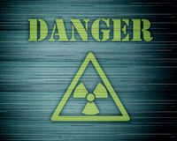 Danger 01 vector illustration