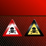 Danger ! Royalty Free Stock Images