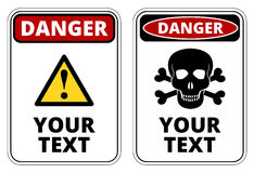 Danger illustration de vecteur