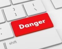 Danger Photos libres de droits