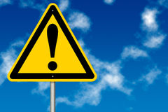 Free Danger And Hazard Sign Stock Photo - 24608440