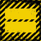 Danger area Royalty Free Stock Images