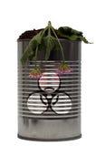 Danger de Biohazard Image stock